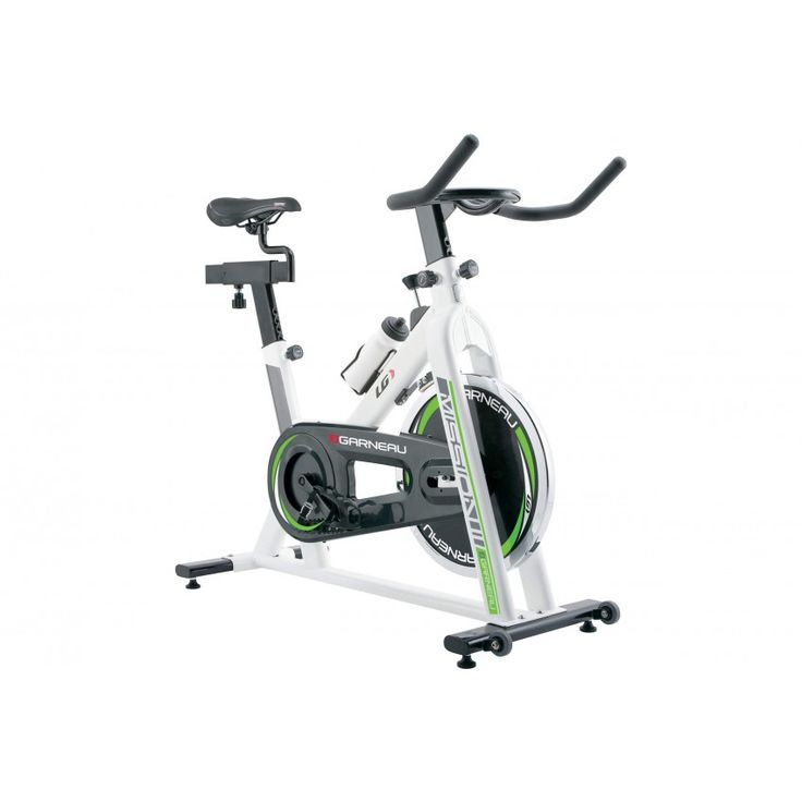 MISSION II Fitness bikes are a great way to train at home. Whether you're looking to stay in shape or optimize your performance, Louis Garneau fitness bikes are perfect.