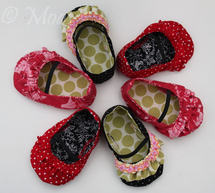 Litte shoes for my grandchild