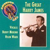 America Swings: The Great Harry James [CD]