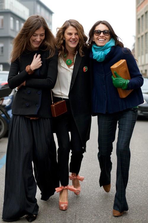 The scarf, with that jacket, those jeans and the gloves?! @Alaina Kaczmarski