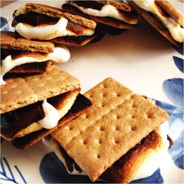 Sunday s'mores | after tea after noon | Pinterest