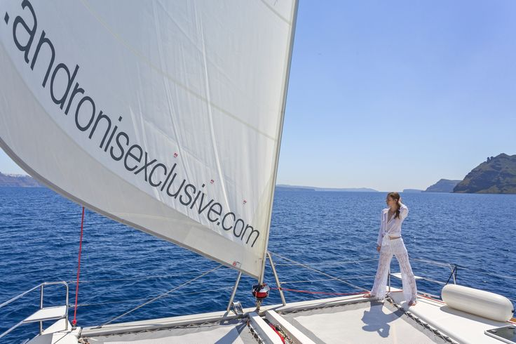 Sail to new experiences   Andronis Exclusive Activities
