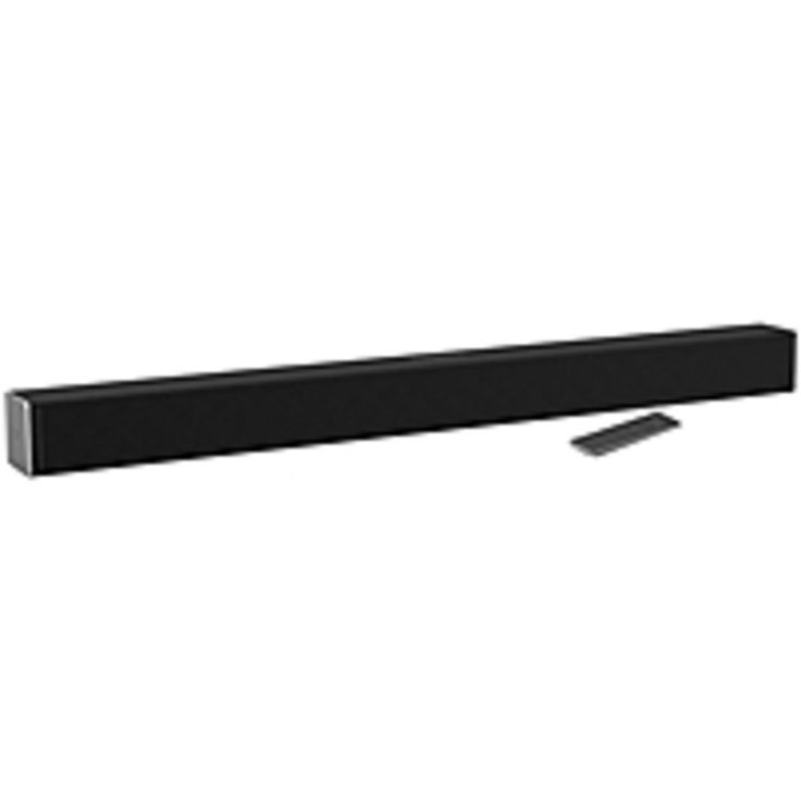 VIZIO 2.0 Sound Bar Speaker - Table Mountable, Wall Mountable - Wireless Speaker(s) - 60 Hz - 90 kHz - Dolby Digital, DTS Studio Sound, DTS TruSurround, DTS TruVolume - Bluetooth - USB - Wireless Audio Stream