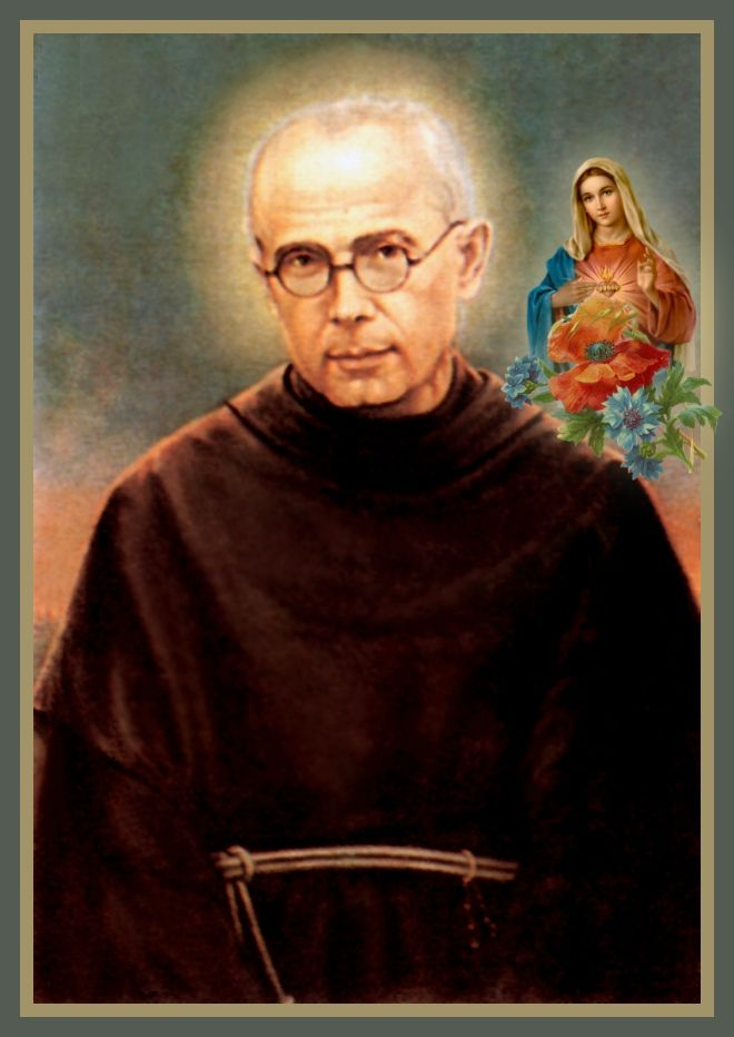 st maxmillian kolbe martyred in a nazi concentration camp as he took the place of a family man. Black Bedroom Furniture Sets. Home Design Ideas