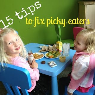 Picky Toddler meals