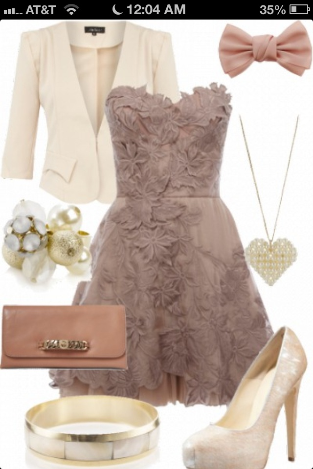 Super cute Wedding outfit! | My Style | Pinterest | Weddings ...