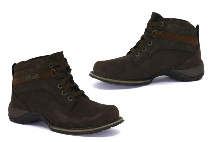 Caterpillar Boots - Jolity - Chocolate Branded Rubber Sole5 Eyelet Lace Up FrontSuede Uppers   Click here for our Size Info Click here for our Delivery Info Click here for our Returns Info Bookmark or Share this product http://www.comparestoreprices.co.uk/shoes/caterpillar-boots--jolity--chocolate.asp