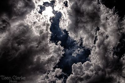 Dark Clouds, Silver Linings © All Rights Reserved - WTFoto?!