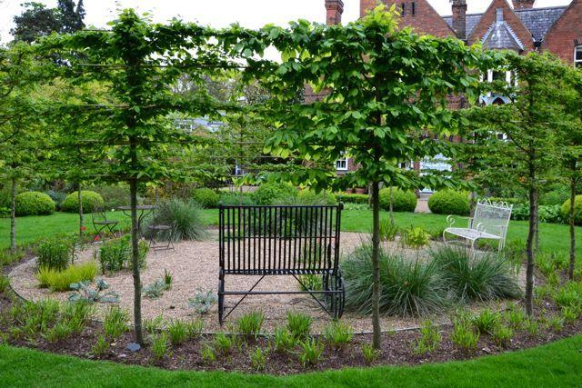 Cattis och Eiras Trädgårdsdesign: England – På besök hos Penny Snell, NGS ordförande