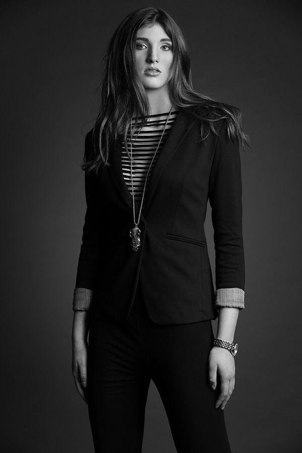 Photographer: Alan Worsfold, Model Sonja Donnecke (Coultish management)