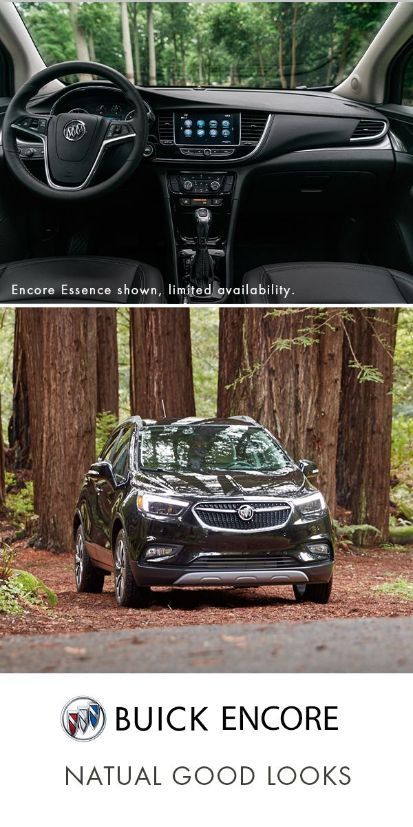 With Its Stylish Exterior And Premium Interior Buick Encore Sets Itself Apart In The Compact Suv Landscape Thatsabuick Buick Encore Buick Luxury Suv