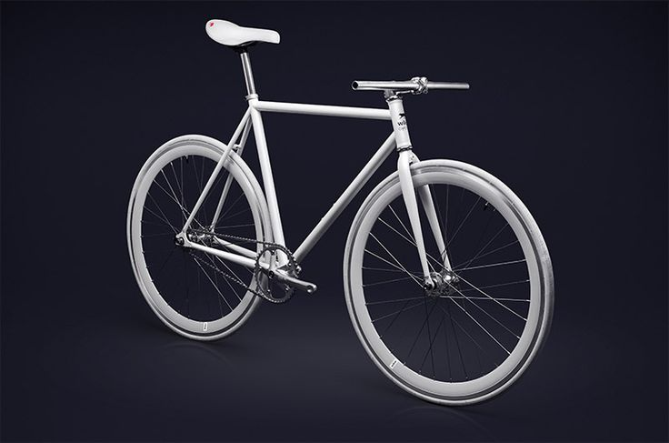 IVE from 429€ A PURE MINIMALIST SEEKING BALANCE BETWEEN HERITAGE AND INNOVATION Wlkie Cycles - Top quality single speed & fixed gear bicycles.