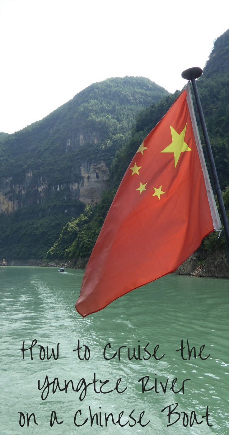 Cruise the Yangtze River on a budget by taking one of the Chinese boats.  You won't see another Western Tourist, and its the way to do this on a budget!