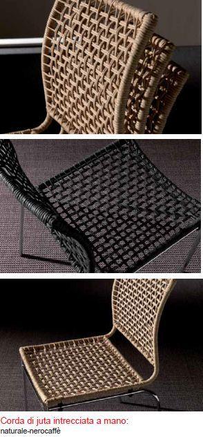 Sedia Korda 081 sedie moderne - sedute