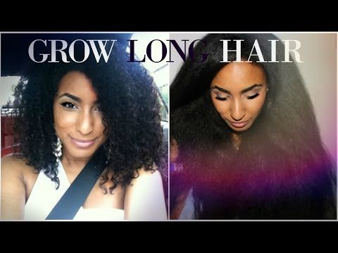 How to Build an Ayurvedic Regimen for crazy hair growth - YouTube