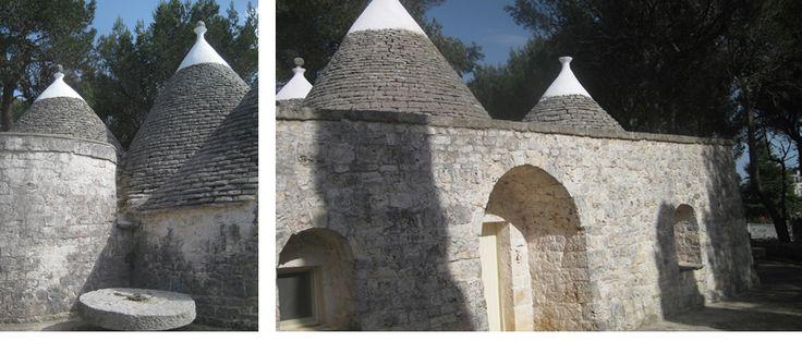 Trullo originale del 800 completamente restaurato per affitto vacanze in Puglia. www.pugliamoremio.com