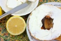 How to make lemon cheese, a creamy, spreadable cheese with a light lemony flavour (milk and lemon juice to set)