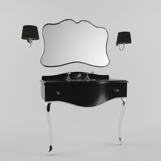 """PROFI"" Devon&Devon / Audrey 3dsMax 2012 + obj (Vray) : Мебель : Файлы : 3D модели, уроки, текстуры, 3d max, Vray"