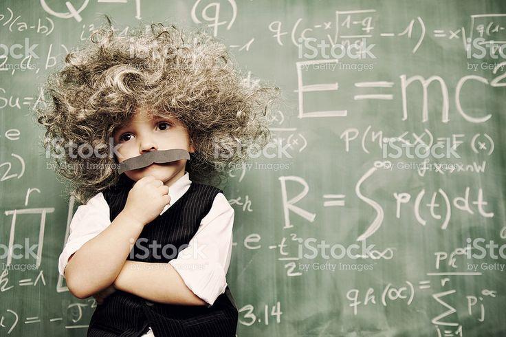 Little Smarty – lizenzfreie Stock-Fotografie