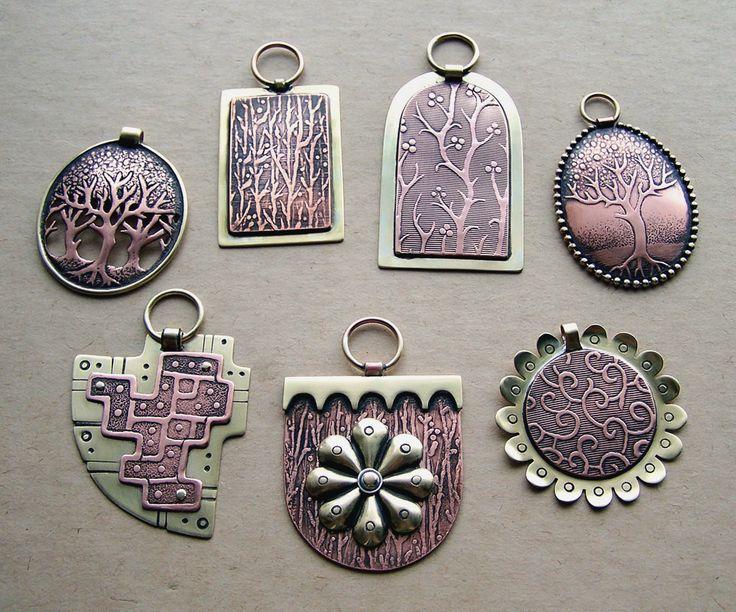 Mixed metal jewelry 3 by ~Astalo on deviantART