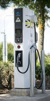 How to hack an electric car-charging station