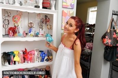 Ariana grande style ariana s bedroom ariana grande for Grande layout di design della camera