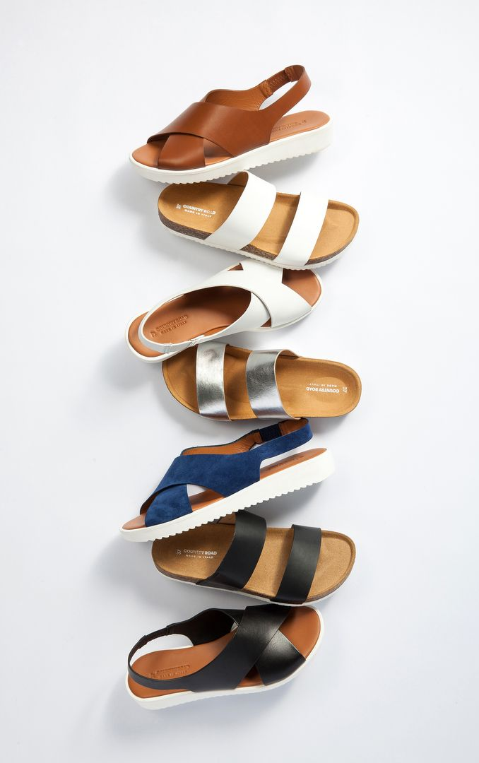 They're simple, chic and go with everything. Explore the collection at http://www.countryroad.com.au/shop/woman/shoes/new-in