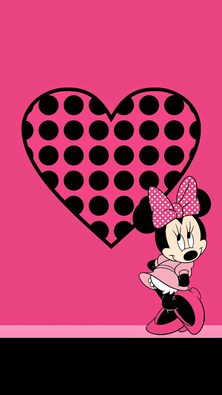 ❤️️️Minnie Mouse