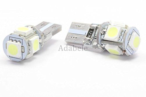 T5 bulbs are widely used as dashboard lights for most Japanese, Chinese, and Korean cars.