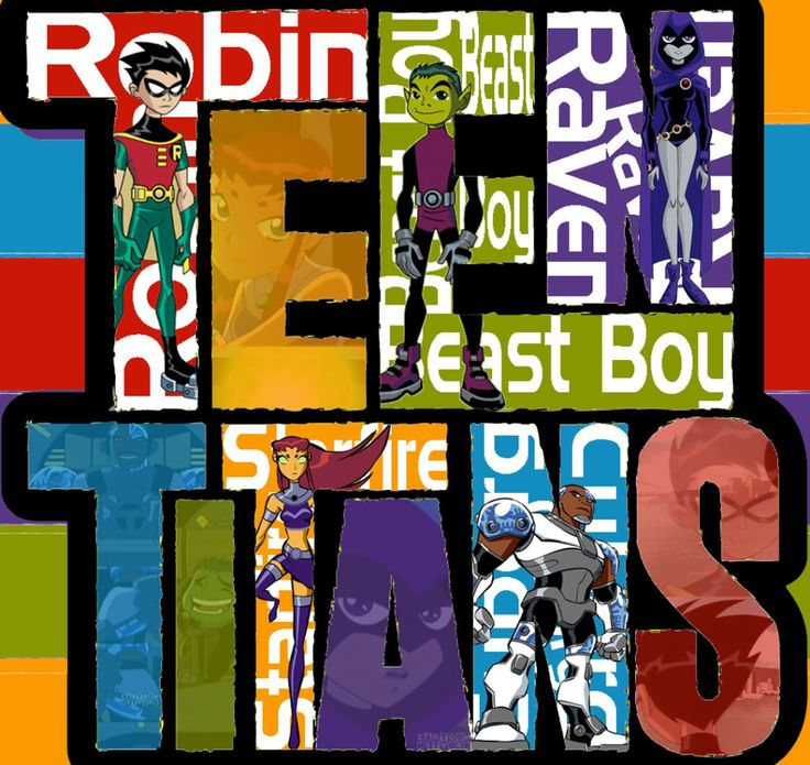 "Teen Titans... I miss them that new one ""teen titans go"" just sucks- if they replayed the old show so many more would watch..."
