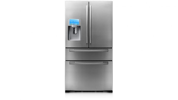 Samsung 801L French Door Fridge with Wi-Fi Capability