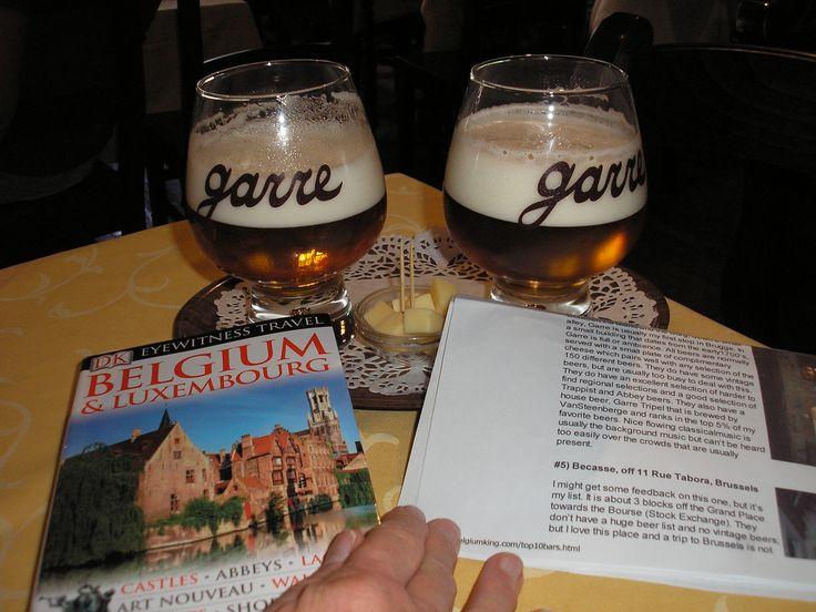 Staminee De Garre,  Bruges Belgium