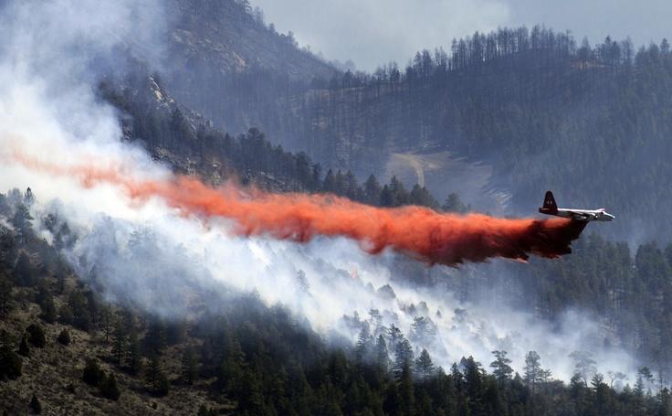 Wildland fires southwest of Denver claim elderly couple, torch 4,500 acres DenverPost.com