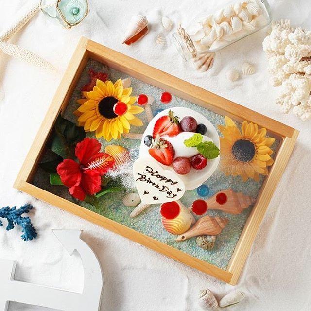 """【lime_shinsaibashi】さんのInstagramをピンしています。 《""""パティシエ特製♪"""" ・ ・ ・ special cake♡ coming soon…!! #心斎橋lime#aquarium#アクアリウム#dining#ダイニング#restaurant#レストラン#サマークリスマス#summerXmas#デザート#dessert#ケーキ#cake#アニバーサリー#anniversary#リゾート#resort#デート#date#記念日#anniversary#心斎橋#なんば#follow#instagood#l4l#f4l》"""