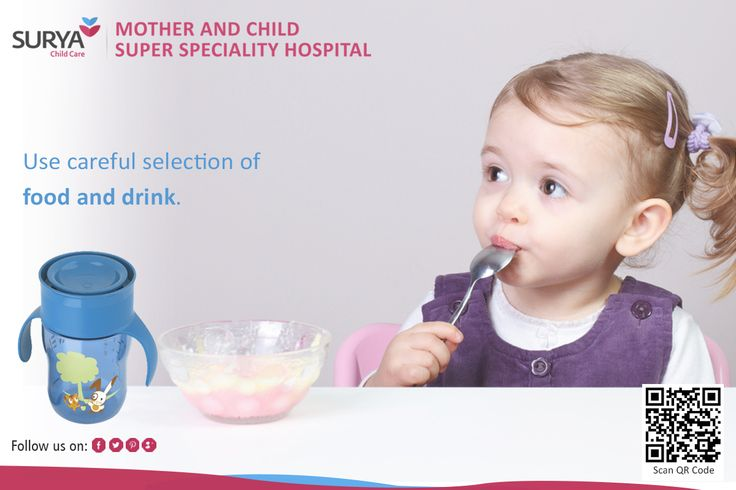 Use careful ‪#‎Selection‬ Of Food And ‪#‎Drink‬!!!!! Read More -: http://bit.ly/1CP8QYa ‪#‎Suryachildcare‬ ‪#‎Motherandchildsuperspeciality‬ ‪#‎hospital‬
