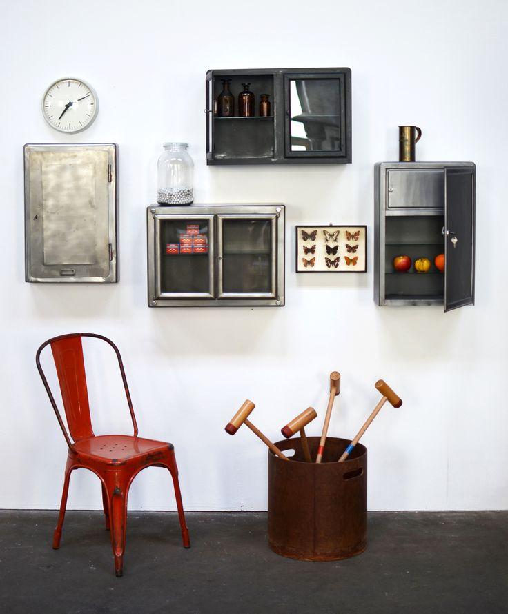 25 beste idee n over apotheker kast op pinterest vintage lades vintage kantoor en vintage for Moderne meid slaapkamer