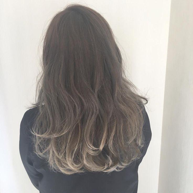 """969 Likes, 11 Comments - (香川県/美容師)西川 ヒロキ《ヘアアレンジ・カラー》 (@hiroki.hair) on Instagram: """"スタッフカラー✨ やっぱりこんなカラーが好き💕 《シナモンカーキネイビー》 写真は自然光。 言っときますが編集なしですよ^ ^…"""""""