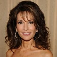 Susan Lucci - first lady of soaps