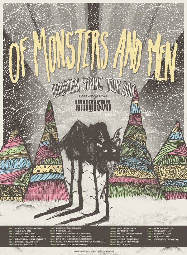 Of monsters and men little talks lyrics