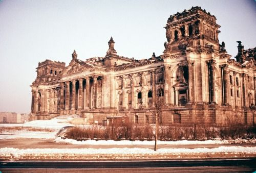 barneybrittonphoto: Berlin, 1956