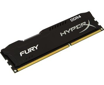 HyperX Fury Black DDR4 2400MHz 16GB