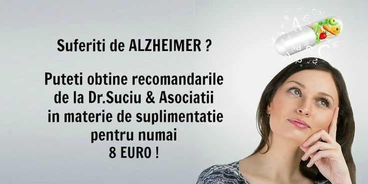Photo recomandarile drsuciu boala alzheimer