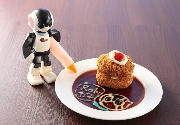 #Robi, the host and #entertainer of the new #popup #café, can recognize more than 200 Japanese phrases, walk, #dance, and even kick a ball. #Robi #Tokio... #DeAgostini #magazine #Japan #Robotics #Robot #Robots see video here: http://www.bestpopupstores.com/robi-deagostinis-humanoid-robot-entertainer-in-a-pop-up-cafe/ , https://www.facebook.com/bestpopupstores