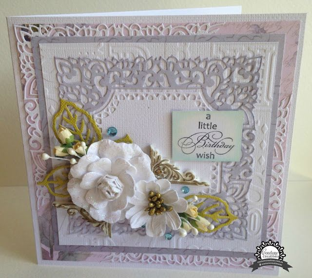 Artdeco Creations Brands: A Little Birthday Wish by Jo Simmons