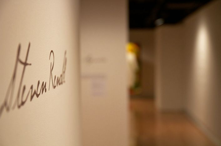 Centre d'exposition Raymond-Lasnier Photo : Martin Saulnier  http://www.cer-l.ca/ #galerie #art #exposition