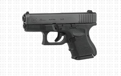 "GLOCK 26 Gen4 ""Baby Glock"" 9mm. i think this is going to be my next gun"