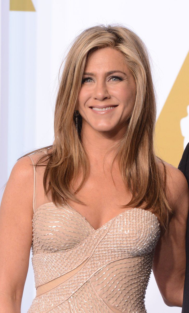 Pin for Later: Jennifer Aniston Talks Hair Care and Why You Shouldn't Get Botox