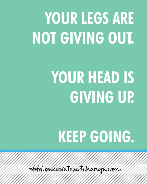 running mantra
