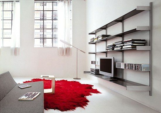 Shelving systems | Storage-Shelving | Dot System | Kristalia. Check it out on Architonic