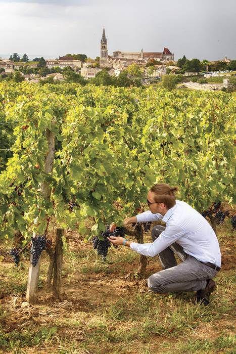Saint Émilion, corazón de piedra alma de los vinos